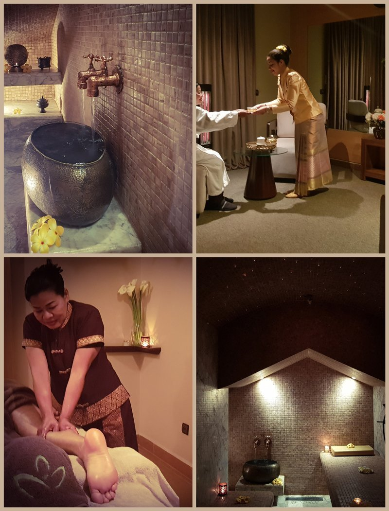 Forfaits Hammam et Massage rituel détente marrakech