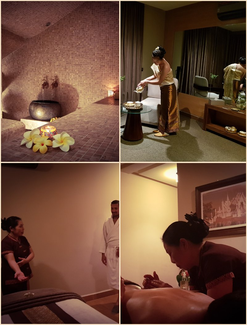 Forfaits Hammam et Massage rituel escale marrakech