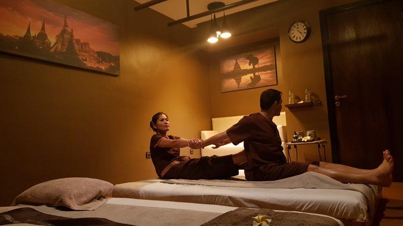 Massage Thai Traditionelle