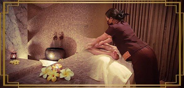 Forfaits Hammam et Massage